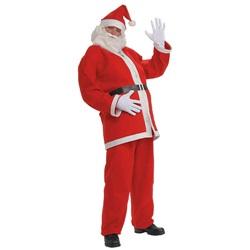 Noel Baba Ekonomik Kostüm