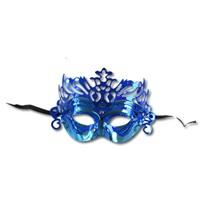 Yılbaşı Mavi Renk Maske
