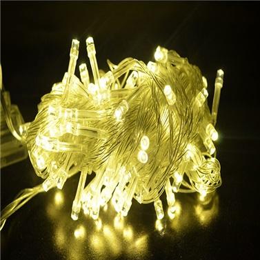 Yılbaşı Led Işık Sarı (Eklemeli)
