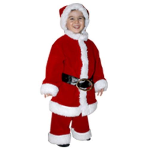 Yılbaşı Noel Çocuk Lüks Kostüm Takım