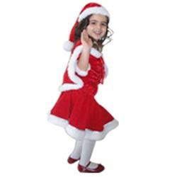 Yılbaşı Noel Çocuk Lüks Kostüm 2