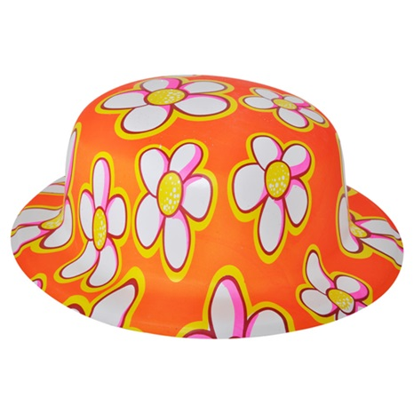 Turuncu Parti Şapkası