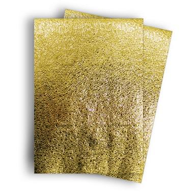 Metalize Kabartmalı Masa Örtüsü Altın