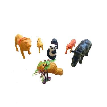 Safari Temalı Oyuncaklar