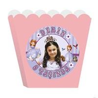 Kişiye Özel Sofia Popcorn Mısır Kutusu