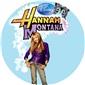 Hannah Montana Temalı Yaka Rozeti