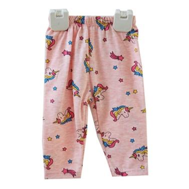 Yazlık Unicorn Pijama Takımı