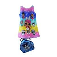 Yazlık Lol Bebek Elbise Çanta