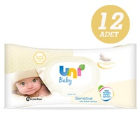 Uni Baby Sensitive 12'li Mega Paket