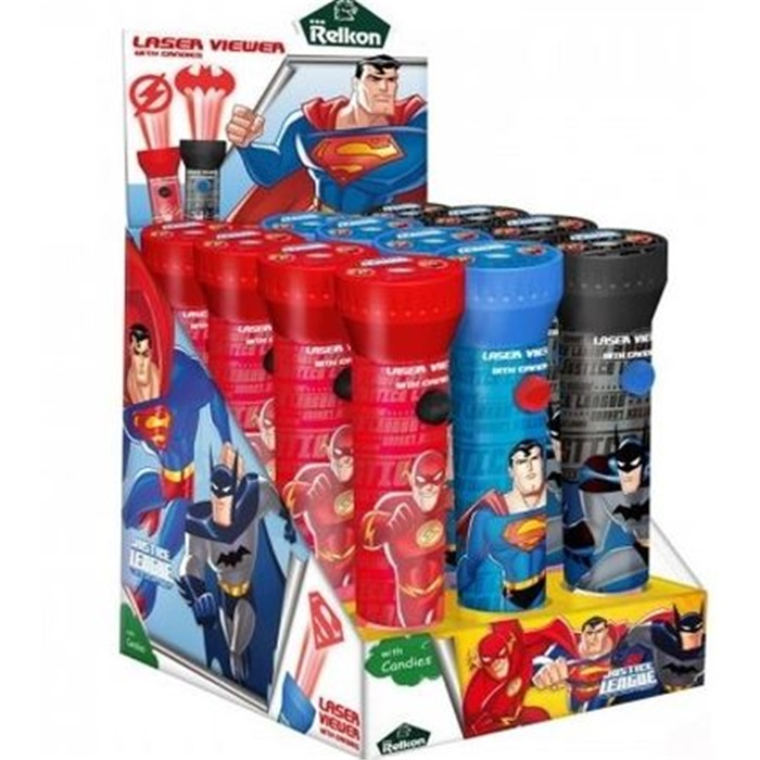 Justıce League Laser Superman Batman Oyuncak