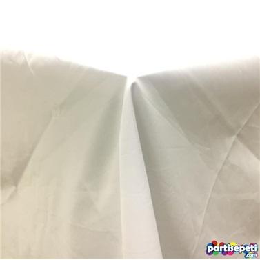 Kumaş Kırık Beyaz Masa Örtüsü