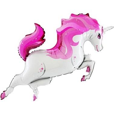 Unicorn Mega Folyo Balon 63 cm