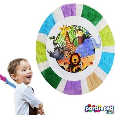 Safari Pinyata + Sopası