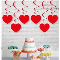 Kalp Asma Süsler