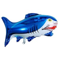 Köpek Balığı Folyo Balon