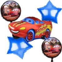 Cars Folyo Balon Seti