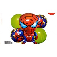 Spiderman Folyo Balon Seti