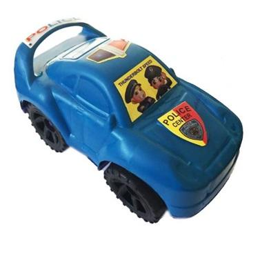 Mavi Polis Arabası