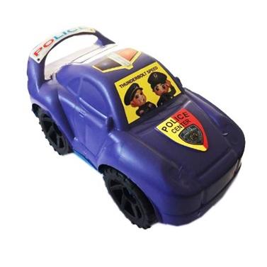 Mor Polis Arabası