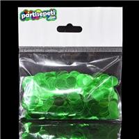 Yeşil Metalik Balon Konfetisi