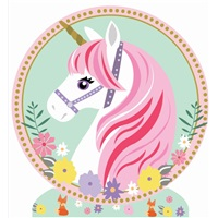 Unicorn Ayaklı Pano