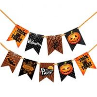Cadılar Bayramı Halloween Banner