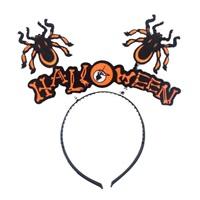 Halloween Örümcekli Taç
