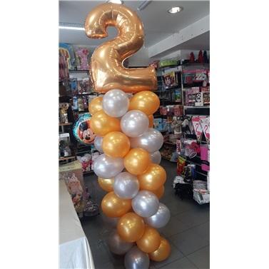 Balon Süsleme Standı 160 Cm