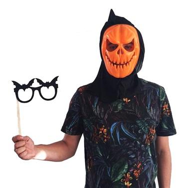 Halloween Konuşma Balonu Cadı Gözlük