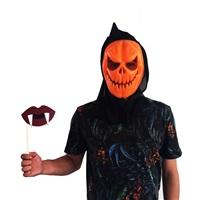 Halloween Konuşma Balonu Vampir Diş