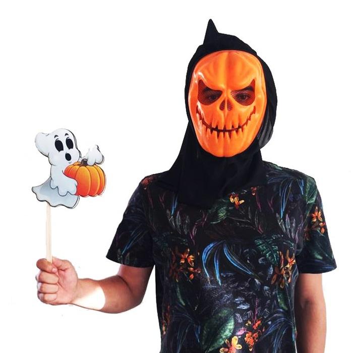 Halloween Konuşma Balonu Halayet
