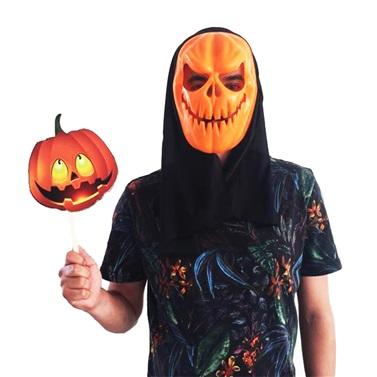 Halloween Konuşma Balonu Bal Kabağı