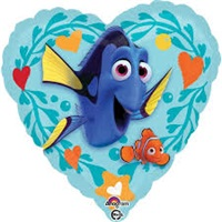Kayıp Balık Nemo Folyo Balon