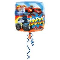 Cars Blaze Folyo Balon