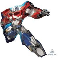 Transformers Temalı Folyo Balon