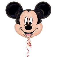 Mickey Mouse Kafa Folyo Balon