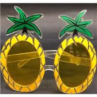 Ananas Temalı Parti Gözlük