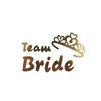 Taçlı Bride Team Dövme