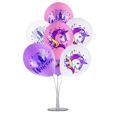 Unicorn Ayaklı Balon Standı