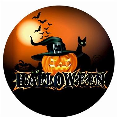 Halloween Cadılar Bayramı Pinyata + Sopası