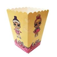 Lol Bebekler Mısır Popcorn Kutusu