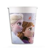 Frozen 2 Karton Bardak