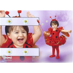 Uğur Böceği Kostüm