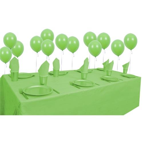 Yeşil Doğum Günü Parti Seti