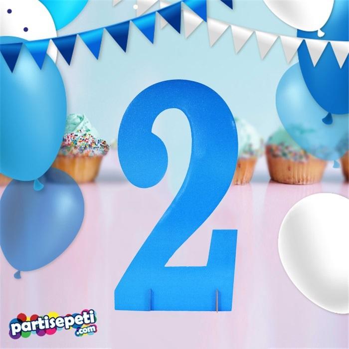 Doğum Günü Simli Ayaklı Pano 1