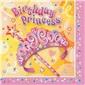 Birthday Princess Peçete