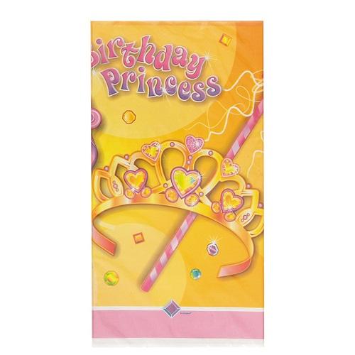 Birthday Princess Masa Örtüsü