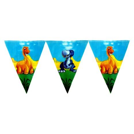 Sevimli Dinozorlar Bayrak