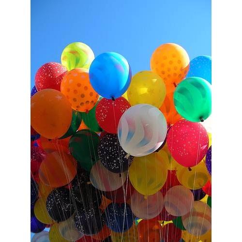 Uçan Balon 60 Adet