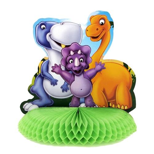Sevimli Dinozorlar Masa Orta Süsü